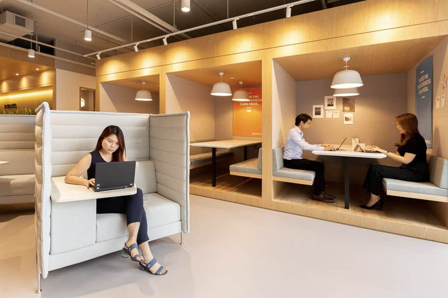 Coworking Space Paya Lebar Quarter Plq Spaces 159