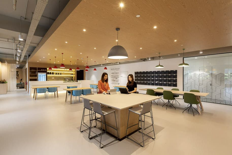 Coworking Space Paya Lebar Quarter Plq Spaces 160