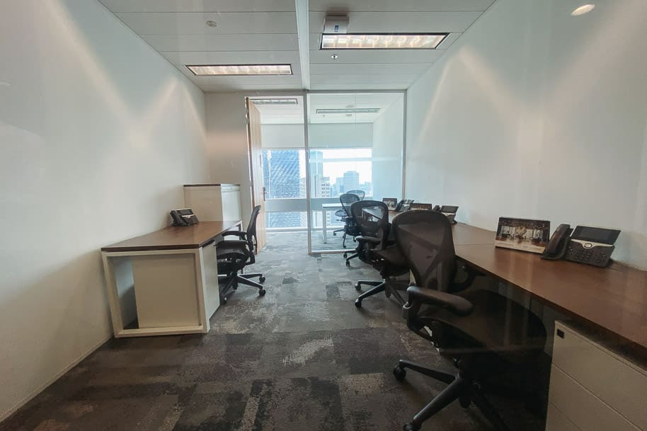 Coworking Space Private Office Gateway West 117