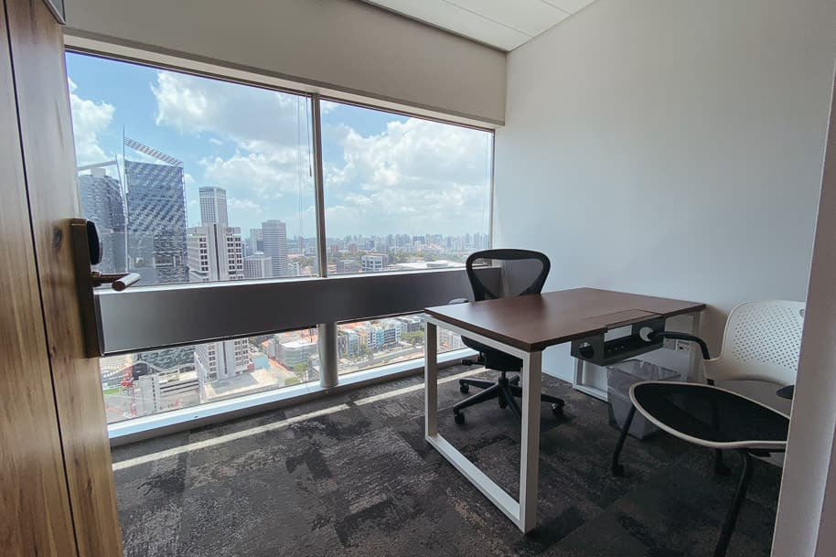 Coworking Space Private Office Gateway West 118
