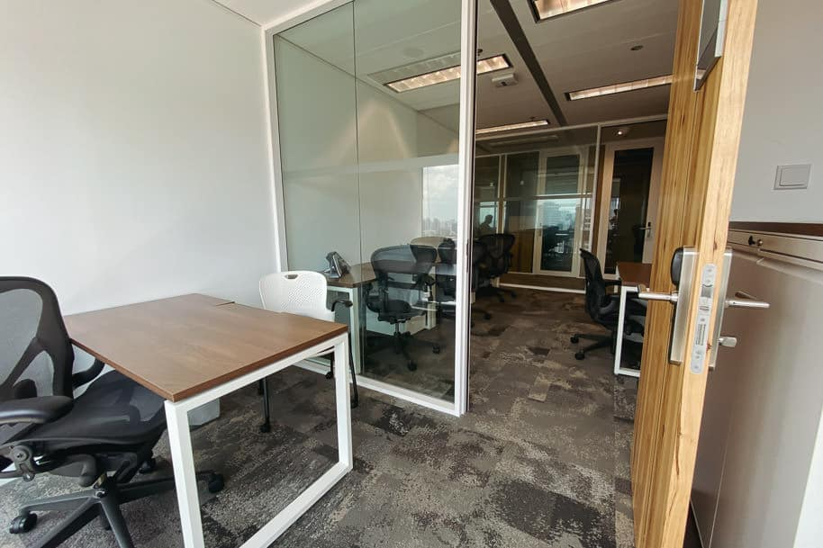 Coworking Space Private Office Gateway West 122