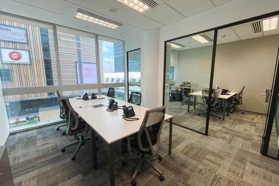 Coworking Space Private Office Paya Lebar Quarter Plq 138
