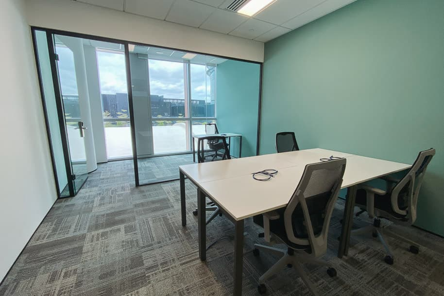 Coworking Space Private Office Paya Lebar Quarter Plq 141