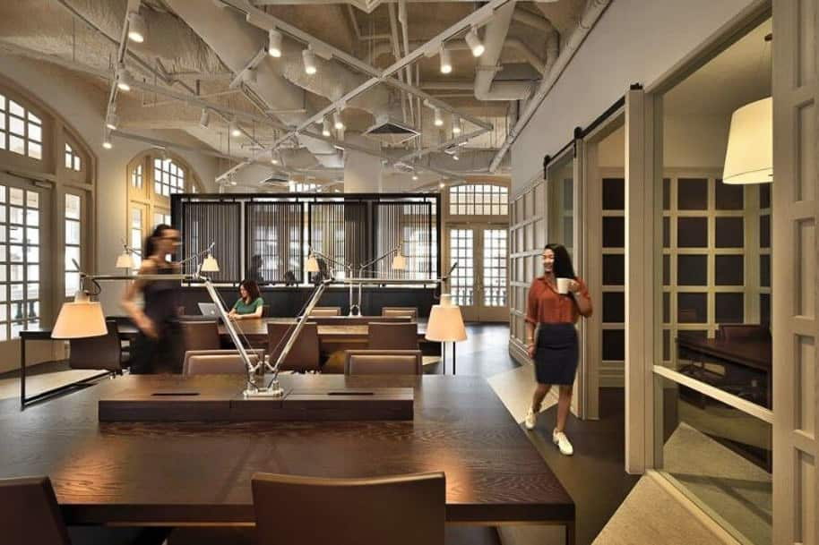 Coworking Space Raffles Arcade The Great Room 203