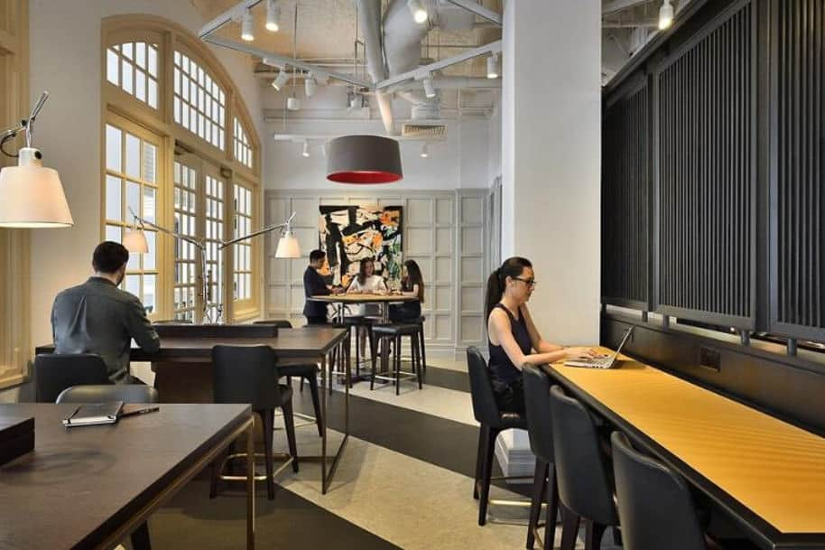 Coworking Space Raffles Arcade The Great Room 205