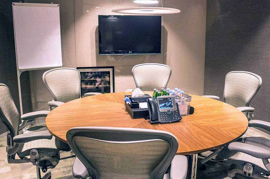 Coworking Space Six Battery Road The Executive Centre 220