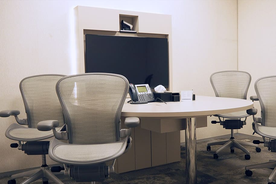 Coworking Space Six Battery Road The Executive Centre 221