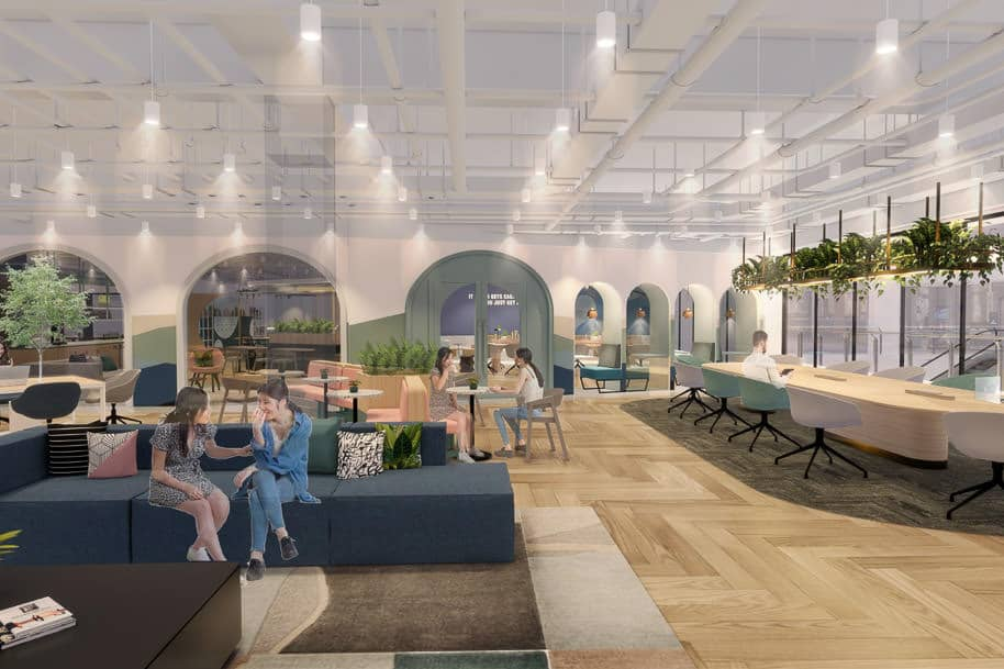 Coworking Space The Centrepoint Justco 355