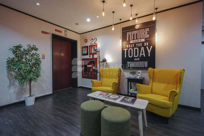 Coworking Space The Octagon Verve Offices 03