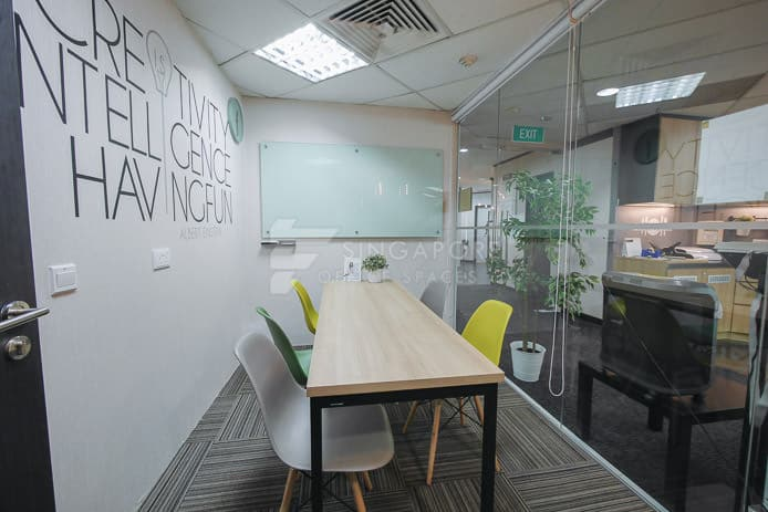 Coworking Space The Octagon Verve Offices 06
