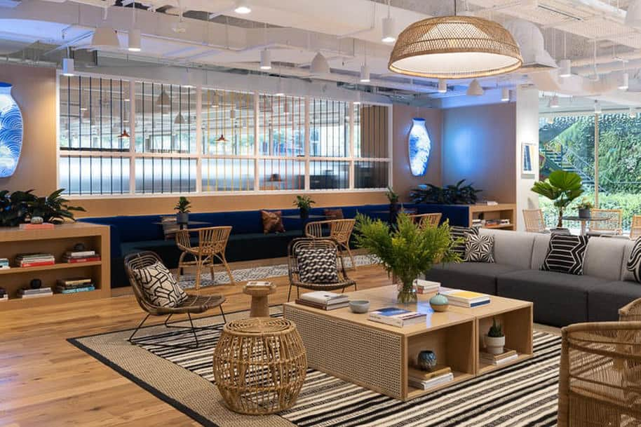 Coworking Space Ue Square Wework 286
