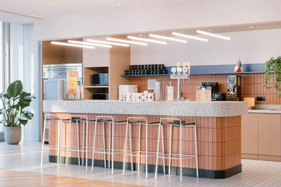 Coworking Space Ue Square Wework 288
