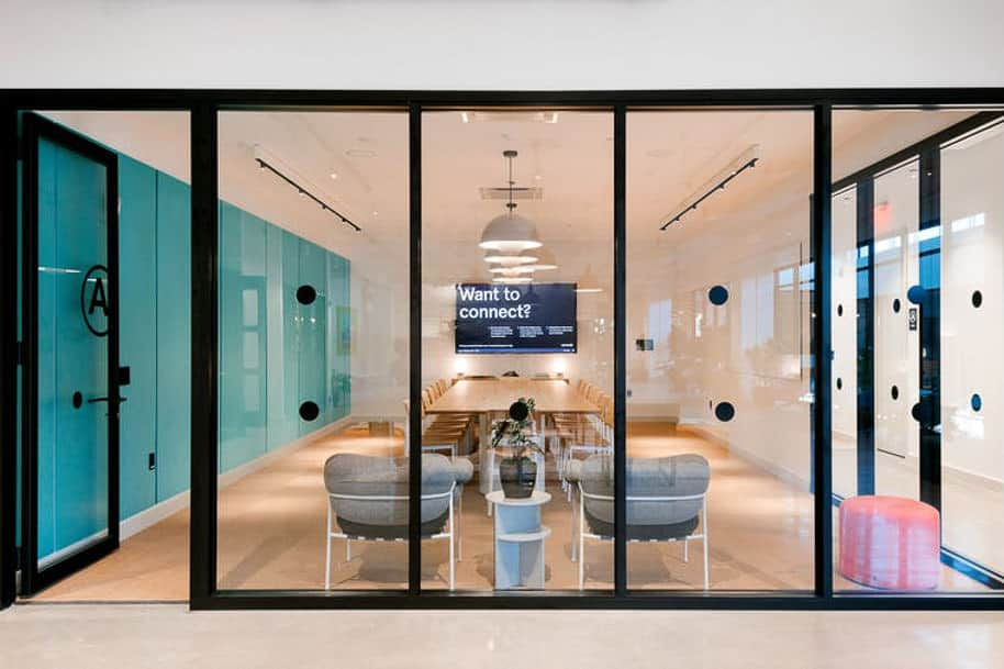 Coworking Space Ue Square Wework 291