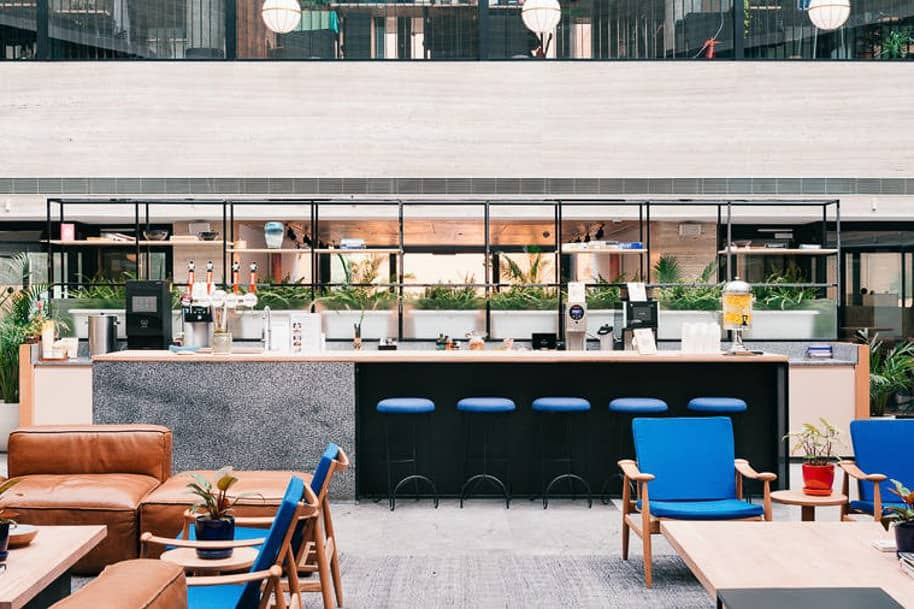 Coworking Space Ue Square Wework 293