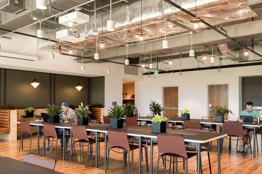 Coworking Space Ue Square Wework 294
