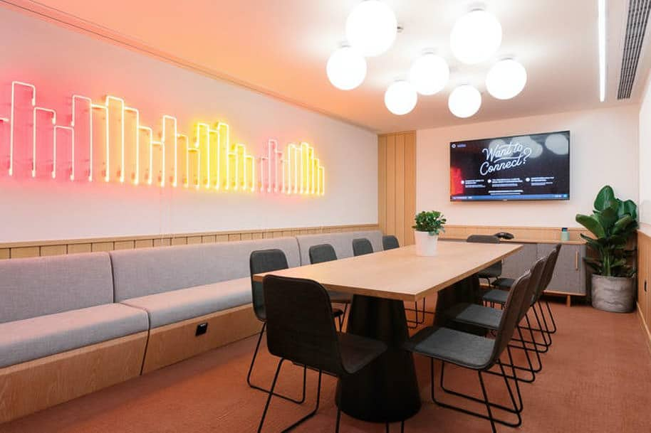 Coworking Space Ue Square Wework 295