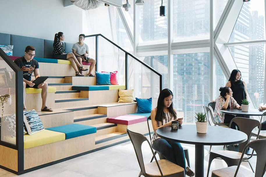 Coworking Space Uic Building Justco 49