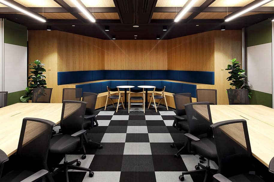 Coworking Space Uic Building Justco 50