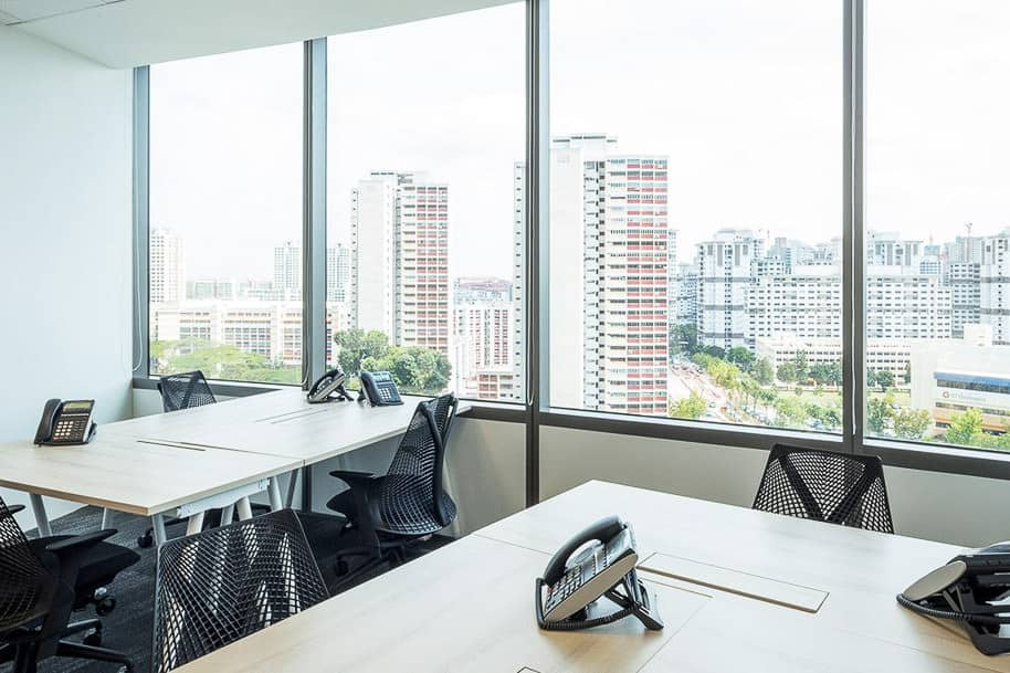Coworking Space Westgate Tower Justco 30