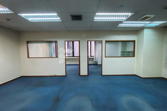 Office Rental Singapore Far East Finance Building 1101 748 127