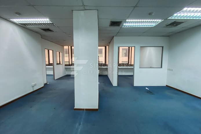 Office Rental Singapore Far East Finance Building 1102 1070 144