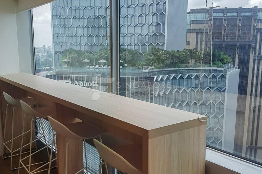Office Rental Singapore Gateway West 330708 2560 Fitted 12