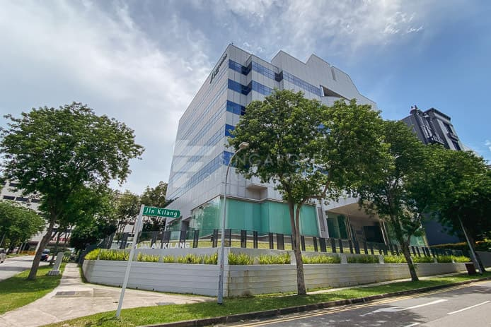 1 Jalan Kilang Office For Rent Singapore 267