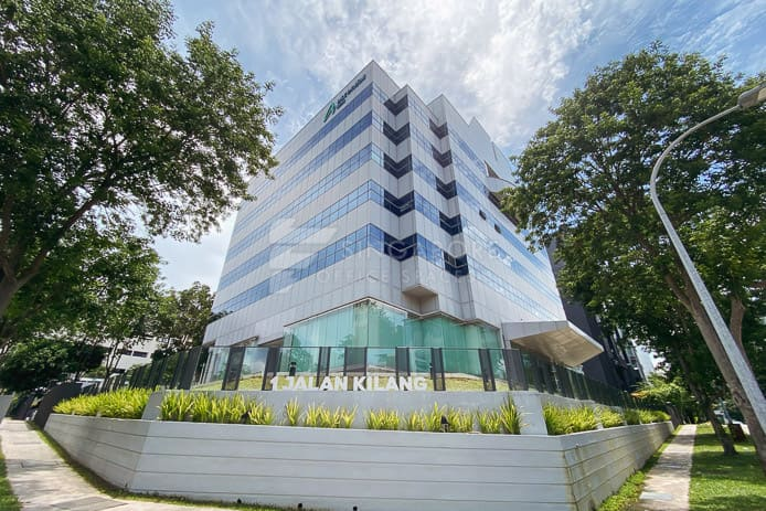 1 Jalan Kilang Office For Rent Singapore 268