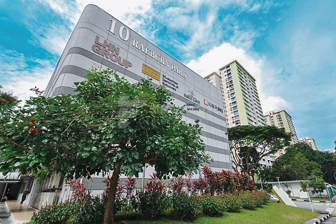 10 Raeburn Park Office For Rent Singapore 19