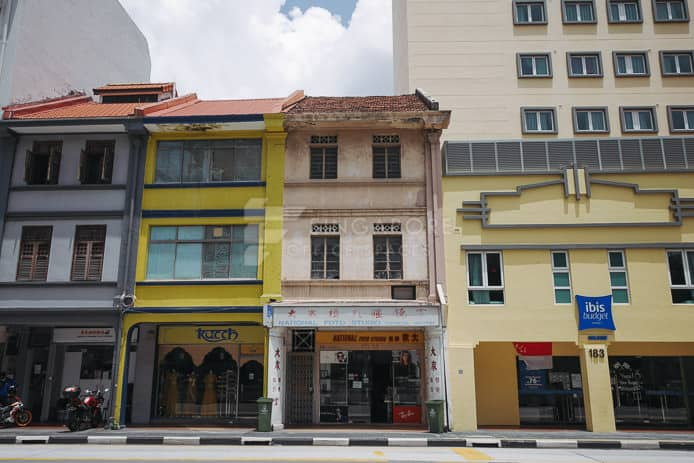 175 Selegie Road Office For Rent Singapore 70