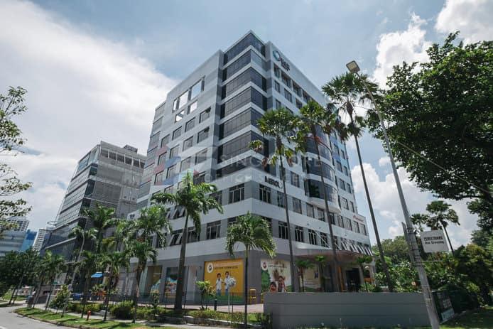 2 Jalan Kilang Barat Office For Rent Singapore 226