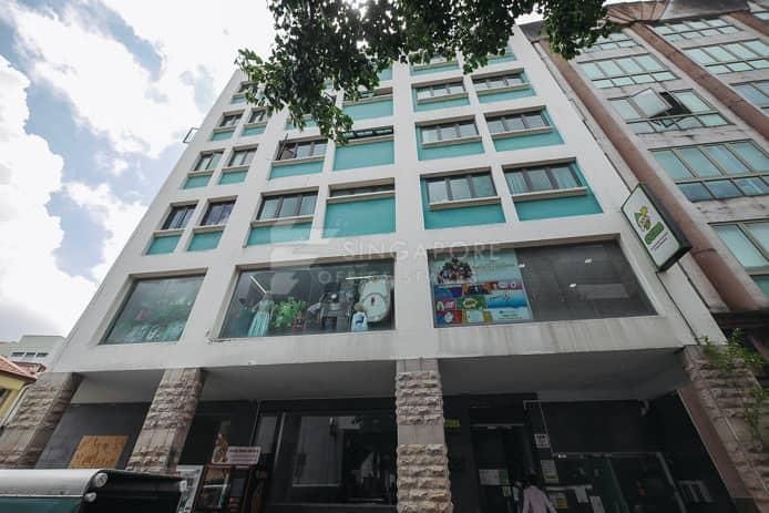 3 Kelantan Lane Office For Rent Singapore 110