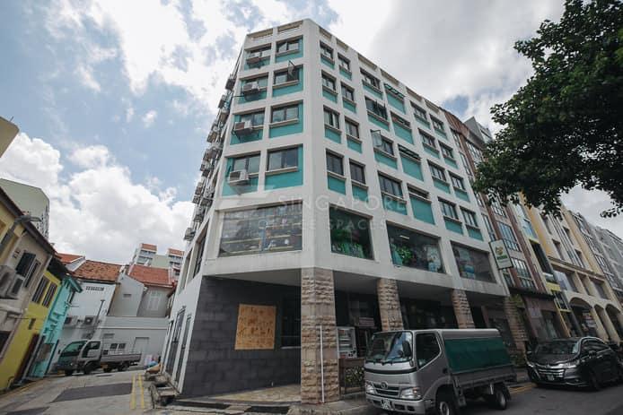 3 Kelantan Lane Office For Rent Singapore 111