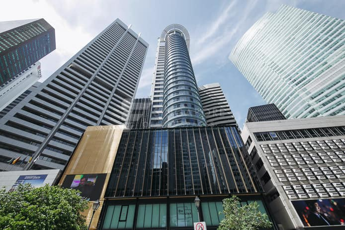 30 Raffles Place Office For Rent Singapore 02