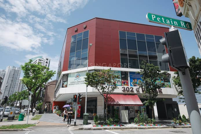 302 @ Besar Office For Rent Singapore 120