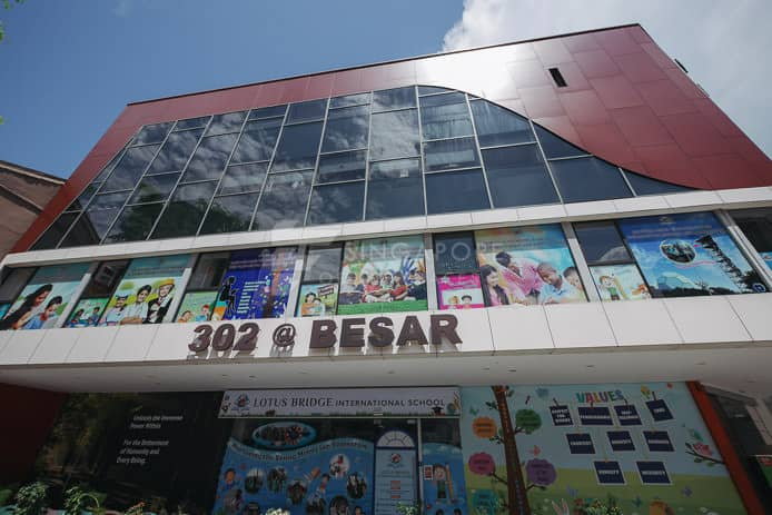 302 @ Besar Office For Rent Singapore 122