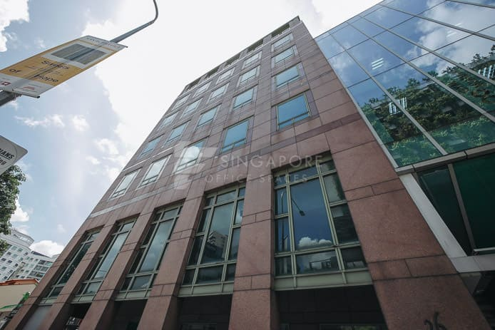 36 Prinsep Street Office For Rent Singapore 38