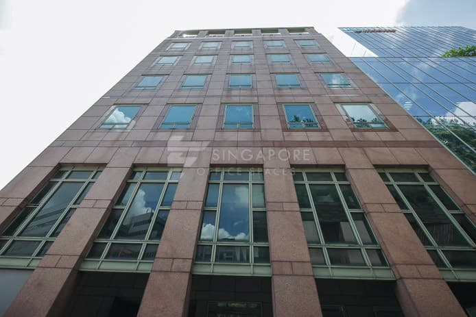 36 Prinsep Street Office For Rent Singapore 39