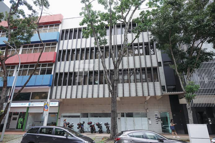 42 Horne Road Office For Rent Singapore 143
