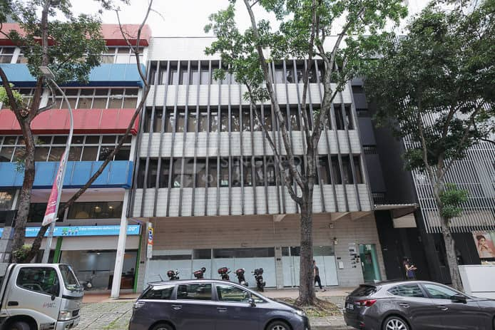 42 Horne Road Office For Rent Singapore 144