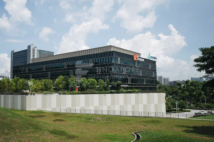 5 Science Park Drive Office For Rent Singapore 152
