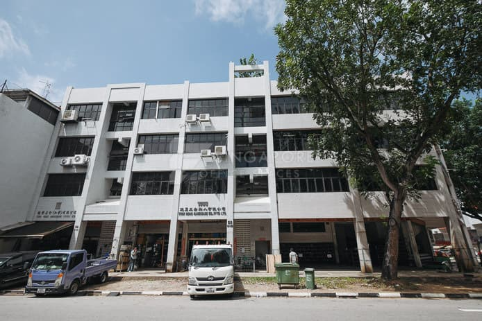 52 Horne Road Office For Rent Singapore 133