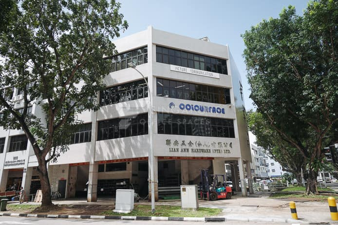 52 Horne Road Office For Rent Singapore 134