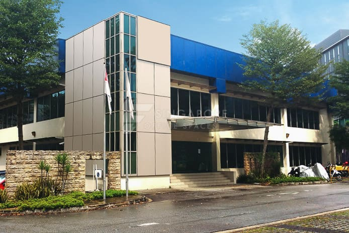 680 Upper Thomson Road Office For Rent Singapore 65