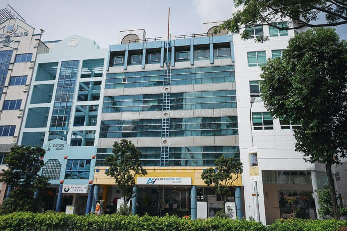 Academies Australasia College Office For Rent Singapore 02