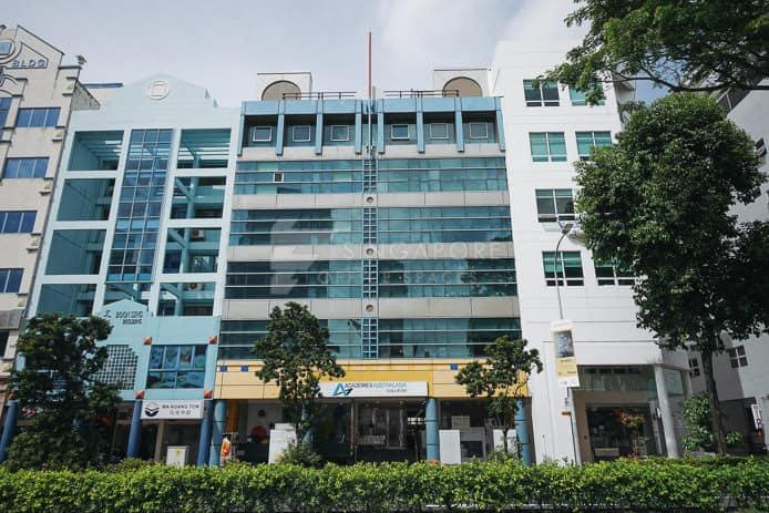 Academies Australasia College Office For Rent Singapore 03