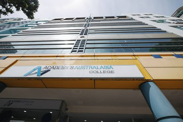 Academies Australasia College Office For Rent Singapore 12