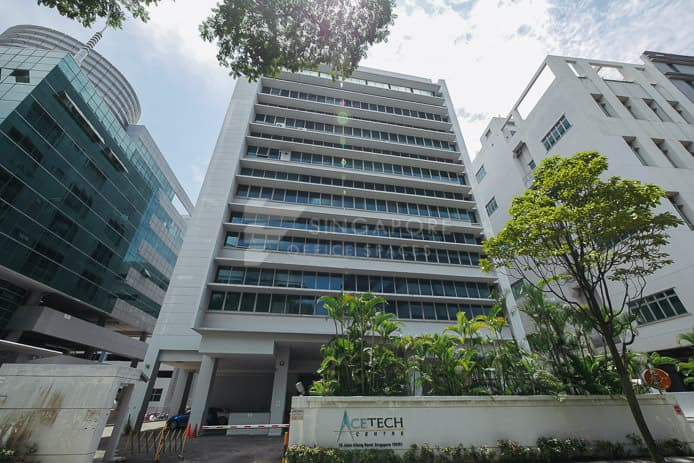 Acetech Centre Office For Rent Singapore 266