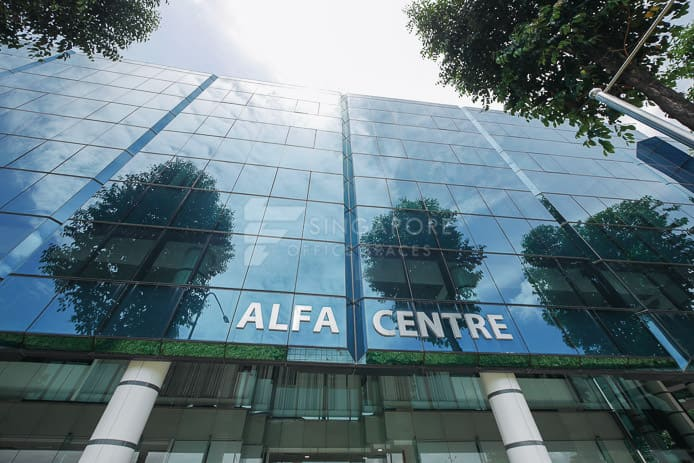 Alfa Centre Office For Rent Singapore 81