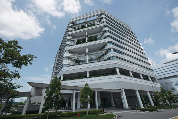Alice At Mediapolis Office For Rent Singapore 128